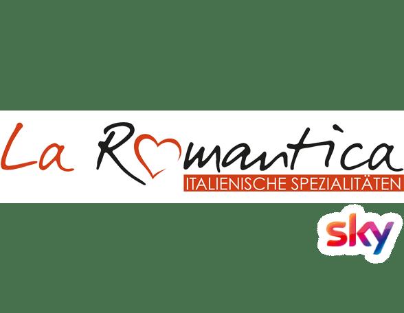 Jetzt bestellen bei La Romantica | Dortmund