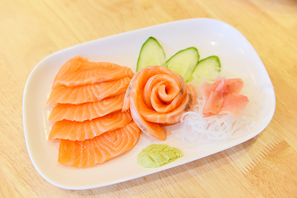 Mixed Sashimi Selection
