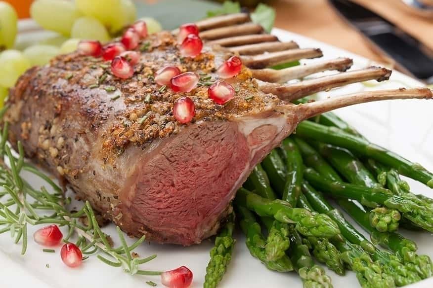 Lammfleisch-Gerichte
