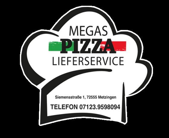 Jetzt bestellen bei Megas Pizza | Metzingen