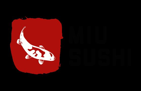 Logo Miu Sushi