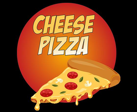 Logo Cheese Pizza Kraków