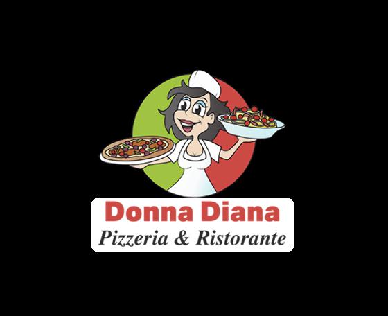 Jetzt bestellen bei Pizzeria Donna Diana | Wien