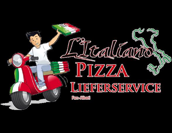 Jetzt bestellen bei Liefer Service L'Italiano | Königsbrunn