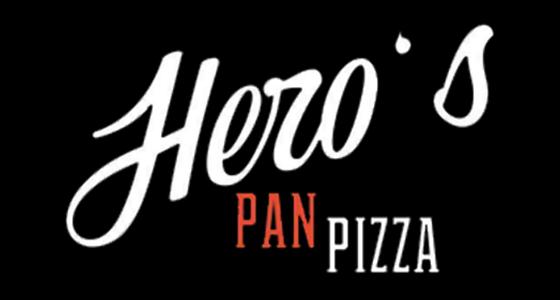Jetzt bestellen bei Hero's Pan Pizza | Recklinghausen