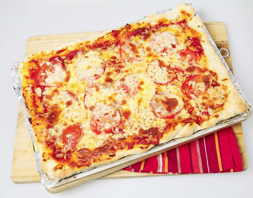 Pizzableche