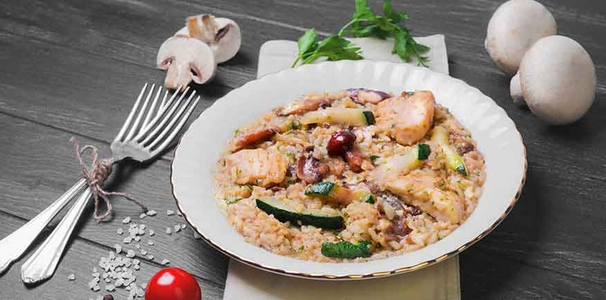 Risotto - Reis