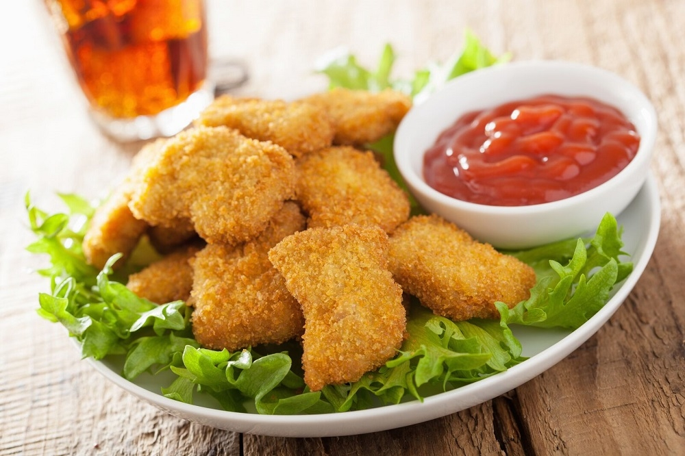 Chicken Nuggets (6 Stück)