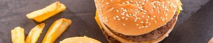 Burger-Menüs