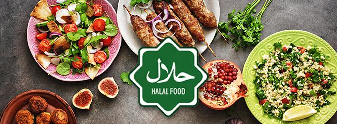 Alle unsere Produkte sind Halal slide image