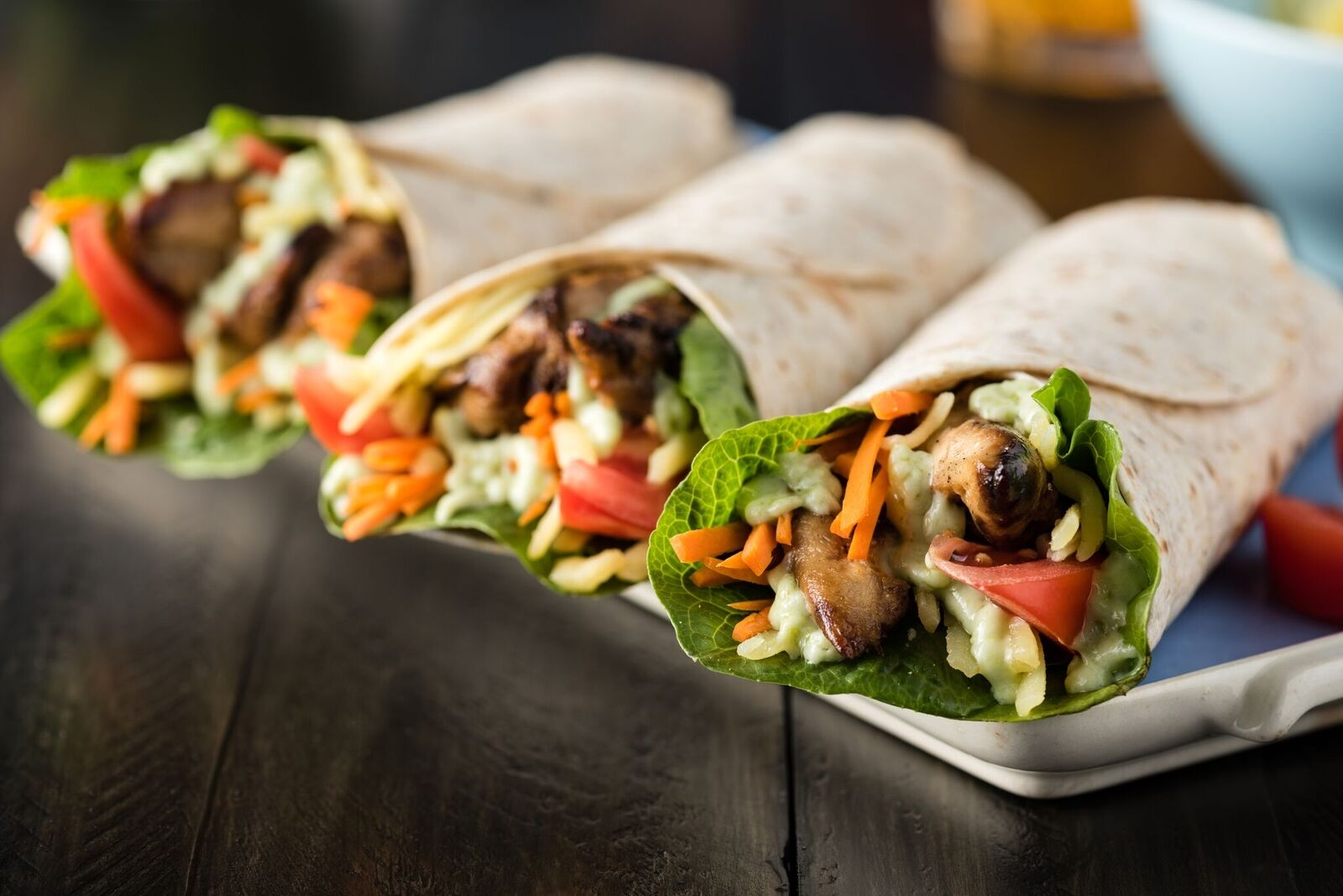 Tex-Mex Burrito